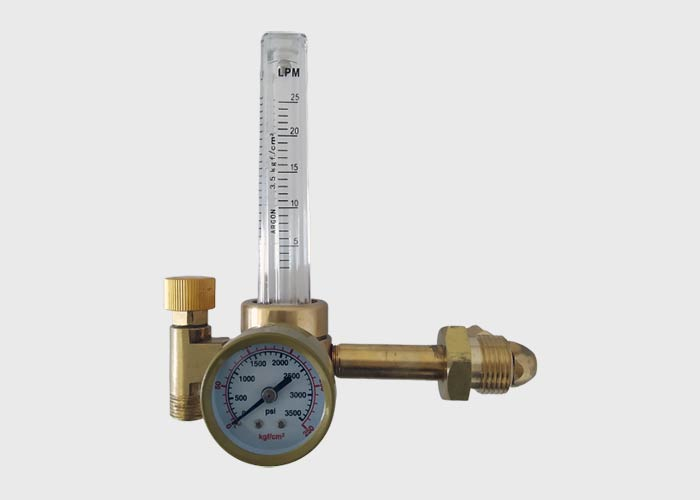 Nitrogen Flow Meter Regulator