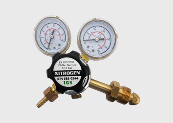 Nitrogen Single Stage Regulator